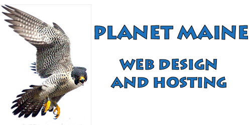 Planet Maine Web Design and Hosting