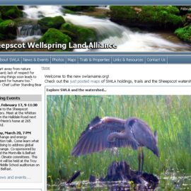 Sheepscot Wellspring Land Alliance