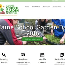 Maine School Garden Network