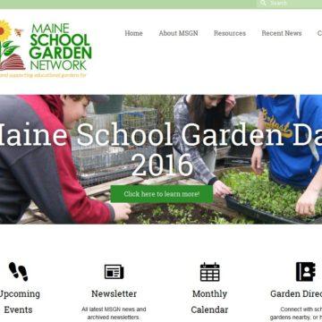 Maine School Garden Network
