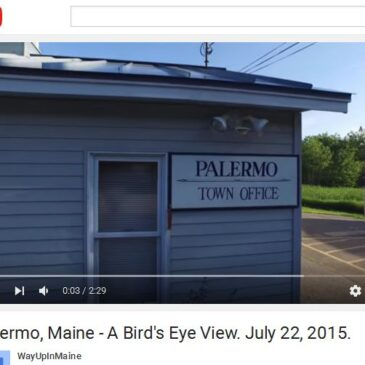 Town of Palermo, Maine
