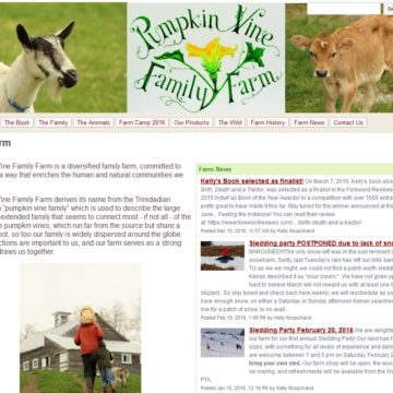 Pumpkin Vine Family Farm