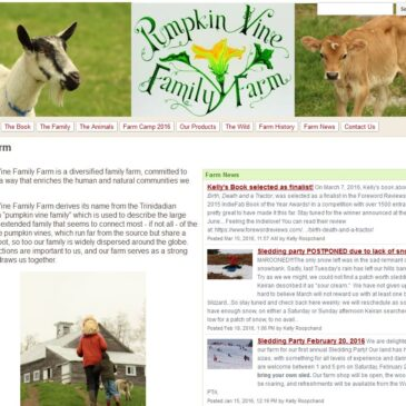 Pumpkin Vine Family Farm