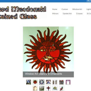 Richard Macdonald Stained Glass
