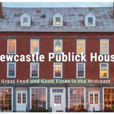 New Client Website: Newcastle Publick House